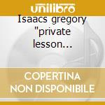 Isaacs gregory