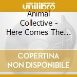 HERE COMES THE INDIAN                     cd musicale di Collective Animal