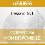 LESSON N.1                                cd musicale di Glenn Branca