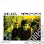 MEMORY SPAN                               cd musicale di LINES