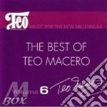 The best of... - macero teo cd musicale di Macero Teo