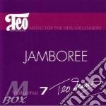 Jamboree - macero tom cd musicale di Macero Teo