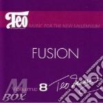 Fusion - macero teo lounge lizard cd musicale di Macero Teo