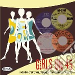 Girls on 45 (26 girl groups, girlie pop cd musicale di Artisti Vari