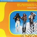(LP VINILE) Everything is possible lp vinile di Mutantes Os