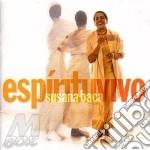 ESPIRITU VIVU                             cd musicale di Susana Baca