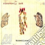 SINCERELY HOT                             cd musicale di DOMENICO 2