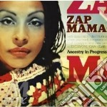 ANCESTRY IN PROGRESS                      cd musicale di Mama Zap