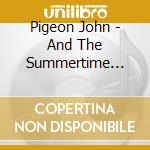 POOL PARTY cd musicale di John Pigeon