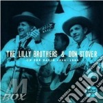 Lilly Brothers & Don Stover - On The Radio 1952-1953 cd musicale di The lilly brothers &