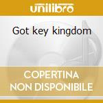 Got key kingdom cd musicale di South carolina (alan