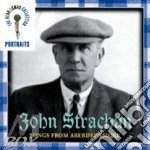 Songs from aberdeenshire - cd musicale di Strachan John