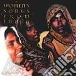 Women'S Songs From India cd musicale di Artisti Vari