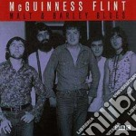 Malt & barley blues cd musicale di Flint Mcguinness