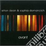 Avant cd musicale di Elton dean & sophia