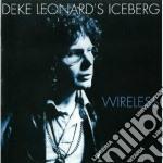 Wireless cd musicale di Deke leonard's icebe