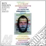 Ron Geesin - Biting The Hand cd musicale di GEESIN RON