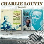Less & less/lonesomeis me cd musicale di Louvin Charlie