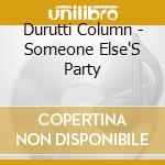 Someone else's party cd musicale