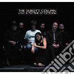 LOVE IN THE TIME OF RECESSION cd musicale di The Durutti column