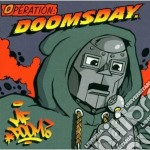 Operation doomsday cd musicale di Doom Mf