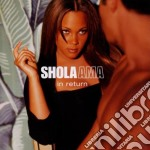 IN RETURN cd musicale di SHOLA AMA