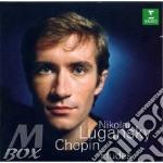 Chopin - Lugansky - Studi Op 10, 25 & Postumi cd musicale di CHOPIN\LUGANSKY