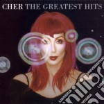 THE GREATEST HITS cd musicale di CHER