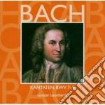 Bach: cantate sacre vol. 3 bwv 7-9 cd musicale di Bach\leonhardt