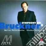 Sinfonia no. 8 cd musicale di Bruckner\harnoncourt