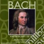 Bach: cantate sacre vol. 46 bwv 150 & 15 cd musicale di Johann Sebastian Bach