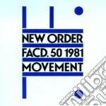 MOVEMENT cd musicale di NEW ORDER