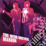 MAOON cd musicale di WEBB BROTHERS