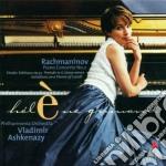 Piano concerto n.2 e altre comp. cd musicale di RACHMANINOV\GRIMAUD