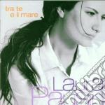 TRA TE E IL MARE cd musicale di Laura Pausini