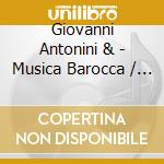 Musica barocca cd musicale di Artisti Vari