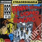 883 - Hanno Ucciso L'uomo Ragno cd musicale di 883