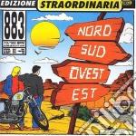 883 - Nord Sud Ovest Est cd musicale di 883