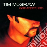 GREATEST HITS cd musicale di MCGRAW TIM