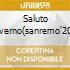 SALUTO L'INVERNO(SANREMO'2001) cd