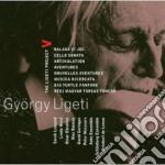 Ligeti project v: ballad & dance - cello cd musicale di LIGETI\GERINGAS-LEON