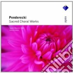 Penderecki - Tapiola Choir - Kuivanen - Apex: Composizioni Sacre Per Coro cd musicale di C Penderecki\tapiola