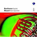 Apex: settimino op. 20 - quintetto per c cd musicale di Beethoven - mozart\b