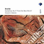 Apex: sinfonia n.9 - danze slave cd musicale di Dvorak\masur
