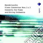 Apex: piano concerti 1 & 2 - concerto pi cd musicale di Mendelssohn\masur -
