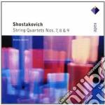 Apex: quartetti per archi 7 - 8 & 9 cd musicale di Shostakovich\brodsky