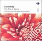 Apex: sagra della primavera - sinfonia i cd musicale di Stravinsky\mehta