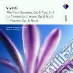 Apex: quattro stagioni-concerti op.8 nn. cd musicale di Vivaldi\blankestijn