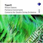 Apex: ritual dances - fantasia con certa cd musicale di Tippett\davis