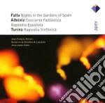 Apex: concerto fantastico-rapsodia espan cd musicale di Falla-tur Albeniz-de
